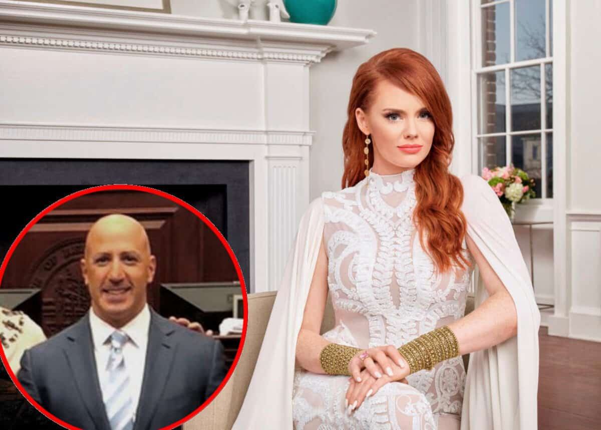 "Kathryn Dennis' Ex Joseph Abruzzo is Suing Bravo and Southern Charm Cast for $10 Million Over Comments About His ""Pen*s"" and for Comparing Him to Thomas Ravenel"