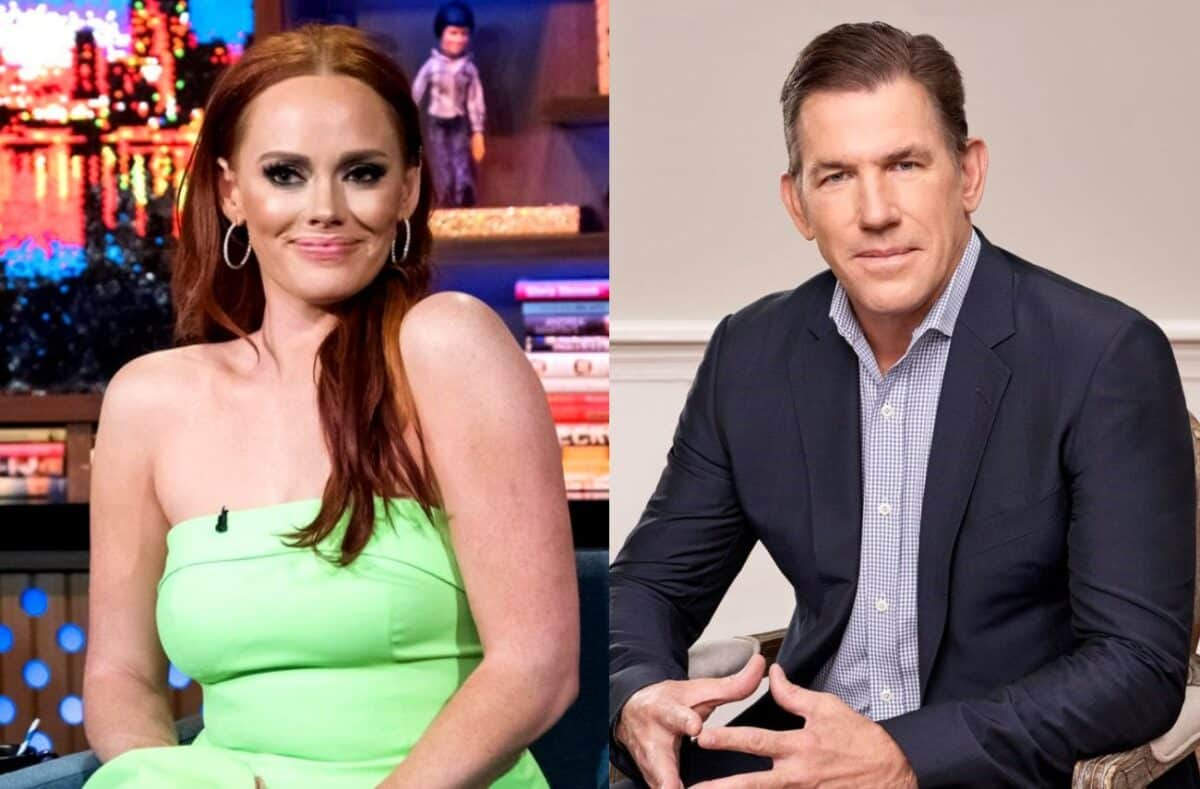 Thomas Ravenel Accuses Kathryn Dennis of Being 'in Cahoots' With Former Nanny Who Accused Him of Sexual Assault, What Proof is He Claiming to Have?