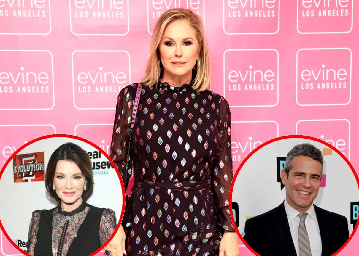 Is Kathy Hilton Being Tapped to Replace Lisa Vanderpump on RHOBH? Kathy Speaks Out Plus See a Photo From Her Dinner With Andy Cohen