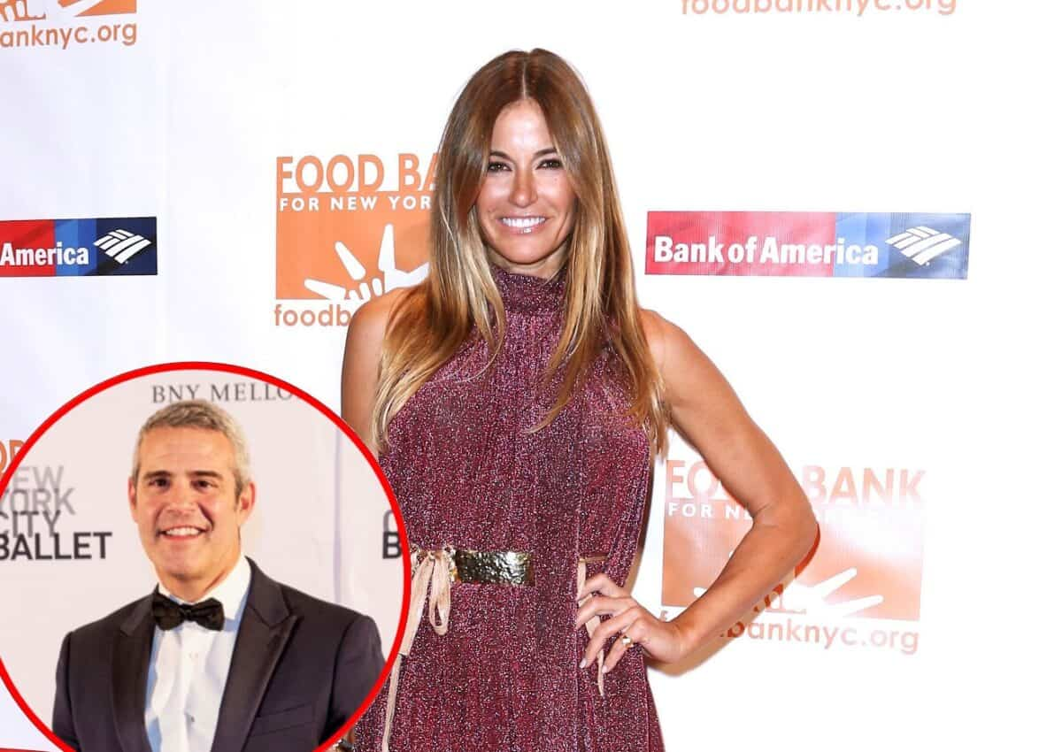 Kelly Bensimon Reveals Why She Thinks Andy Cohen Doesn't Like Her, Plus Did She Feel 'Mentally Abused' During Time on RHONY?