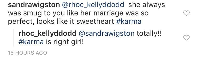 RHOC's Kelly Dodd Says Jim Edmonds' Affair is Karma