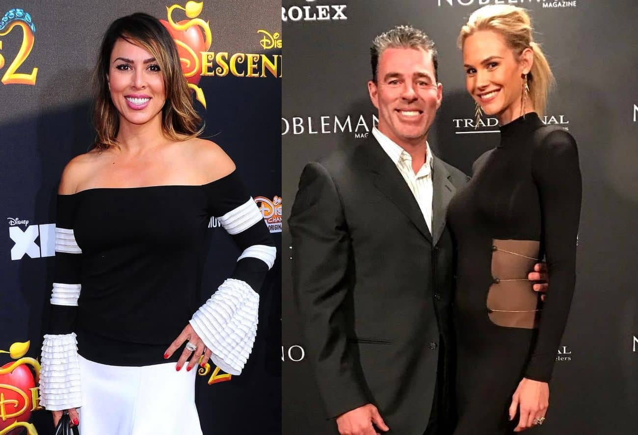 "Kelly Dodd Feels Meghan King Edmonds is Experiencing ""Karma"" Over Husband Jim's Affair, Says She Broke News Years Ago on RHOC"