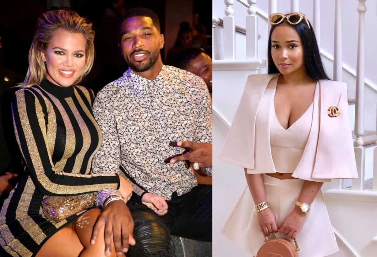Khloe Kardashian Responds After Jordan Craig Says Tristan Thompson Cheated on Her With Khloe While She Was Pregnant Leading to Pregnancy Complications