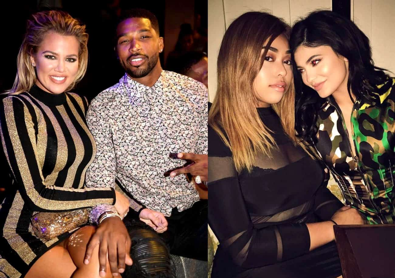 Fans Bash Khloe Kardashian and Sisters for Hypocrisy After KUWTK Episode Featuring Tristan and Jordyn Cheating Scandal, Plus Did Tristan Threaten to Hurt Himself?