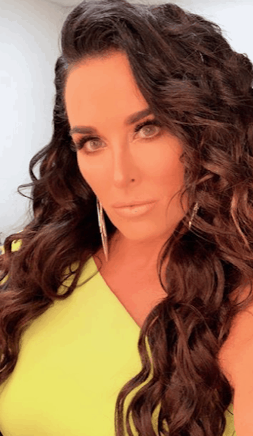 Kyle Richards RHOBH Reunion Makeup