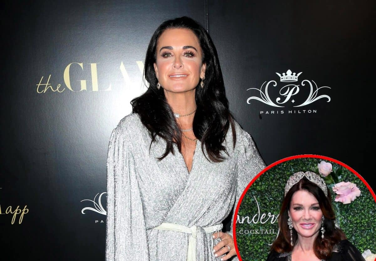 Does Kyle Richards Believe Lisa Vanderpump Will Return to the RHOBH? Plus Kyle Reveals She's Also Thought About Quitting Show Plus RHOBH Live Viewing Thread!