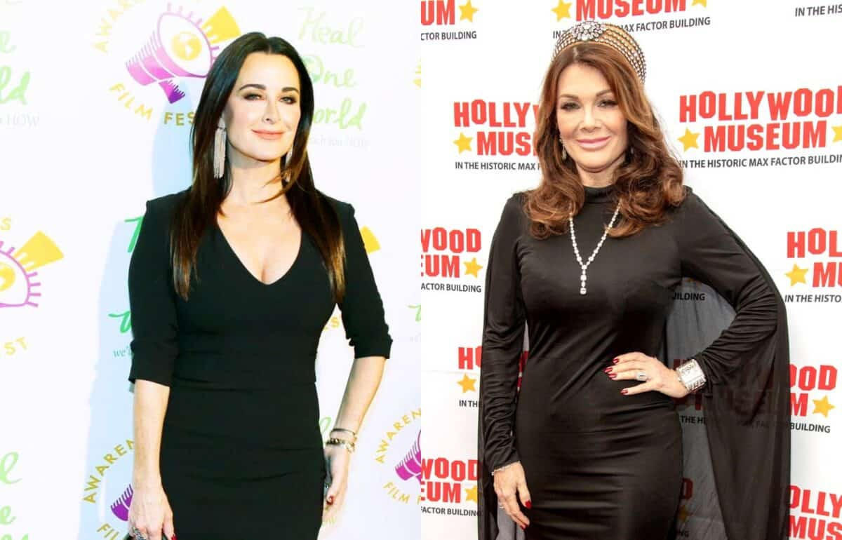 Kyle Richards Says She Hoped to Find Resolution With Lisa Vanderpump at the RHOBH Reunion, Plus Did Lisa Lose a Lot of Money by Skipping the Taping?