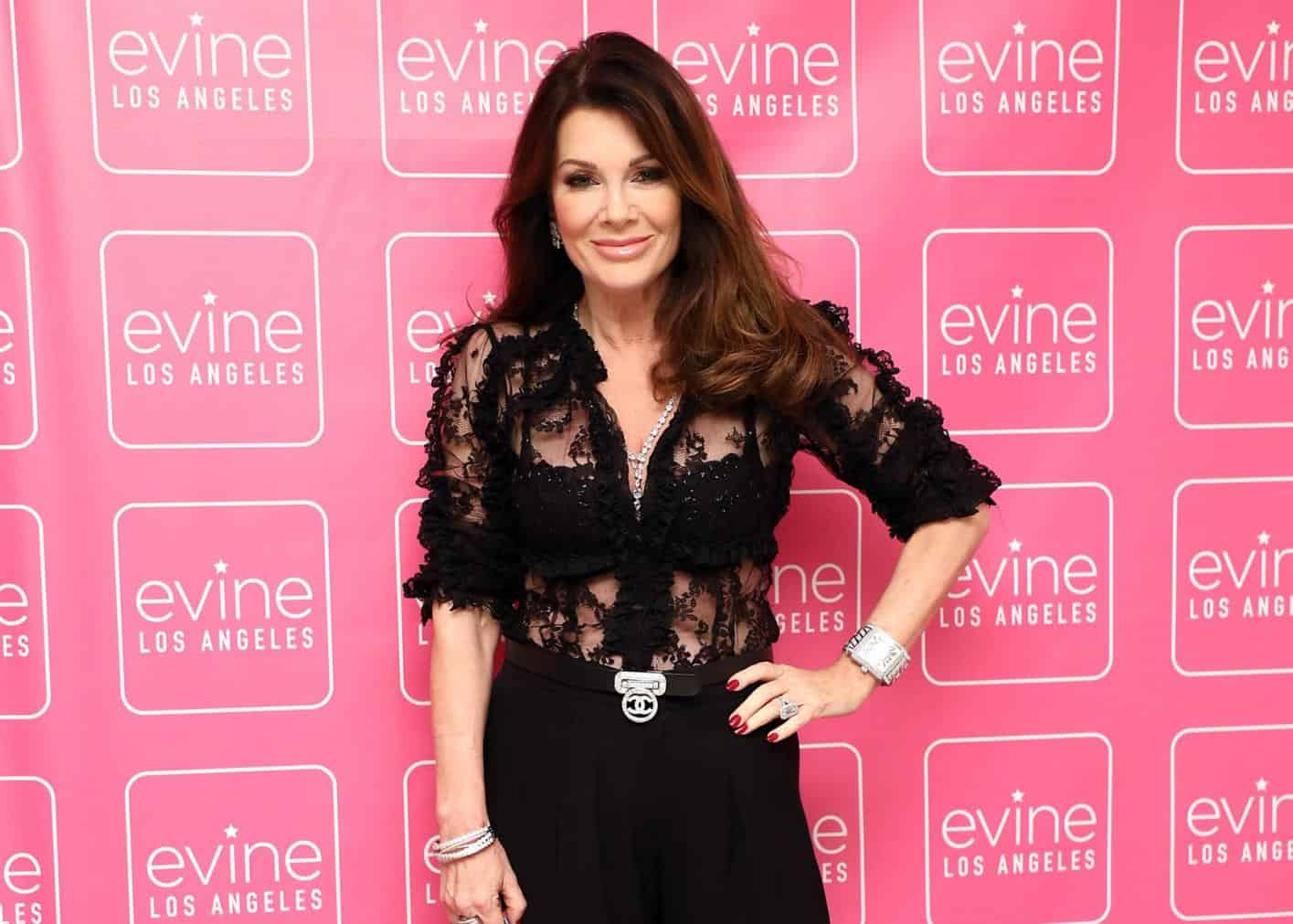 RHOBH Star Lisa Vanderpump's Restaurant Sued by Patron Who Claims Hospitalization After Alleged Food Poisoning