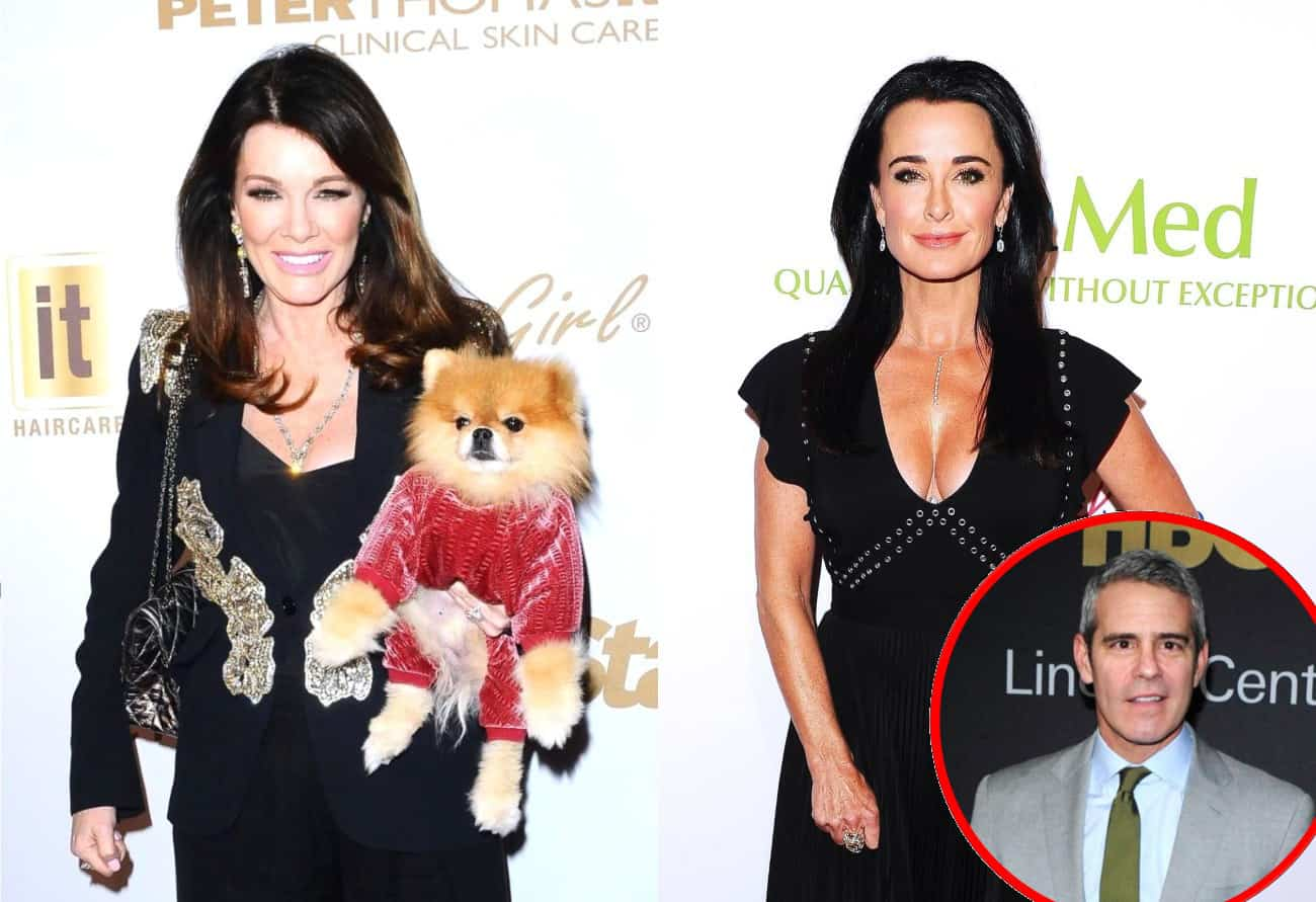 Lisa Vanderpump Reveals If She's Open to Fixing Friendship With Kyle Richards and Talks RHOBH Exit, Plus is She Filming a Special for the Reunion?