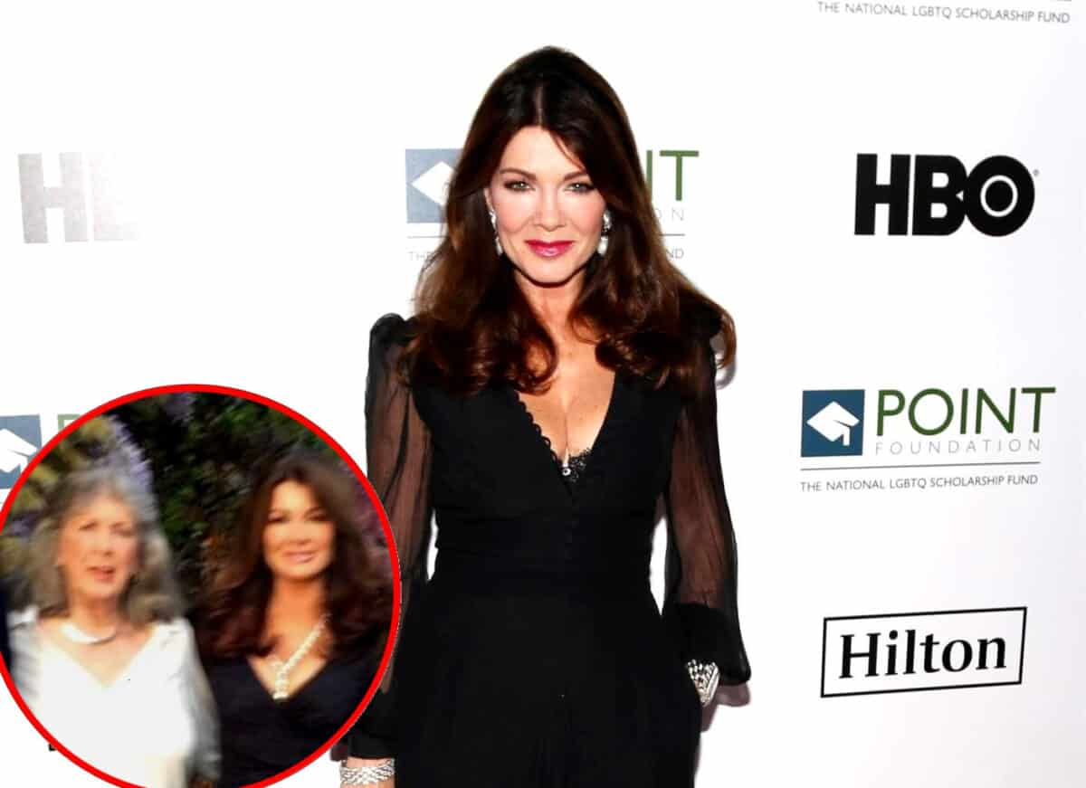 RHOBH Star Lisa Vanderpump Speaks Out After Mother's Death, Says She Has 'No Time For Negativity'