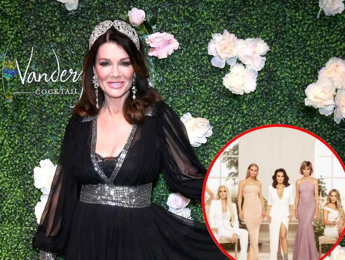 Is the RHOBH Cast Scared That Bravo May Try to Bring Lisa Vanderpump Back to RHOBH for New Season? Plus Lisa Talks Being 'Emotionally Depleted' After Cast 'Gang Up'