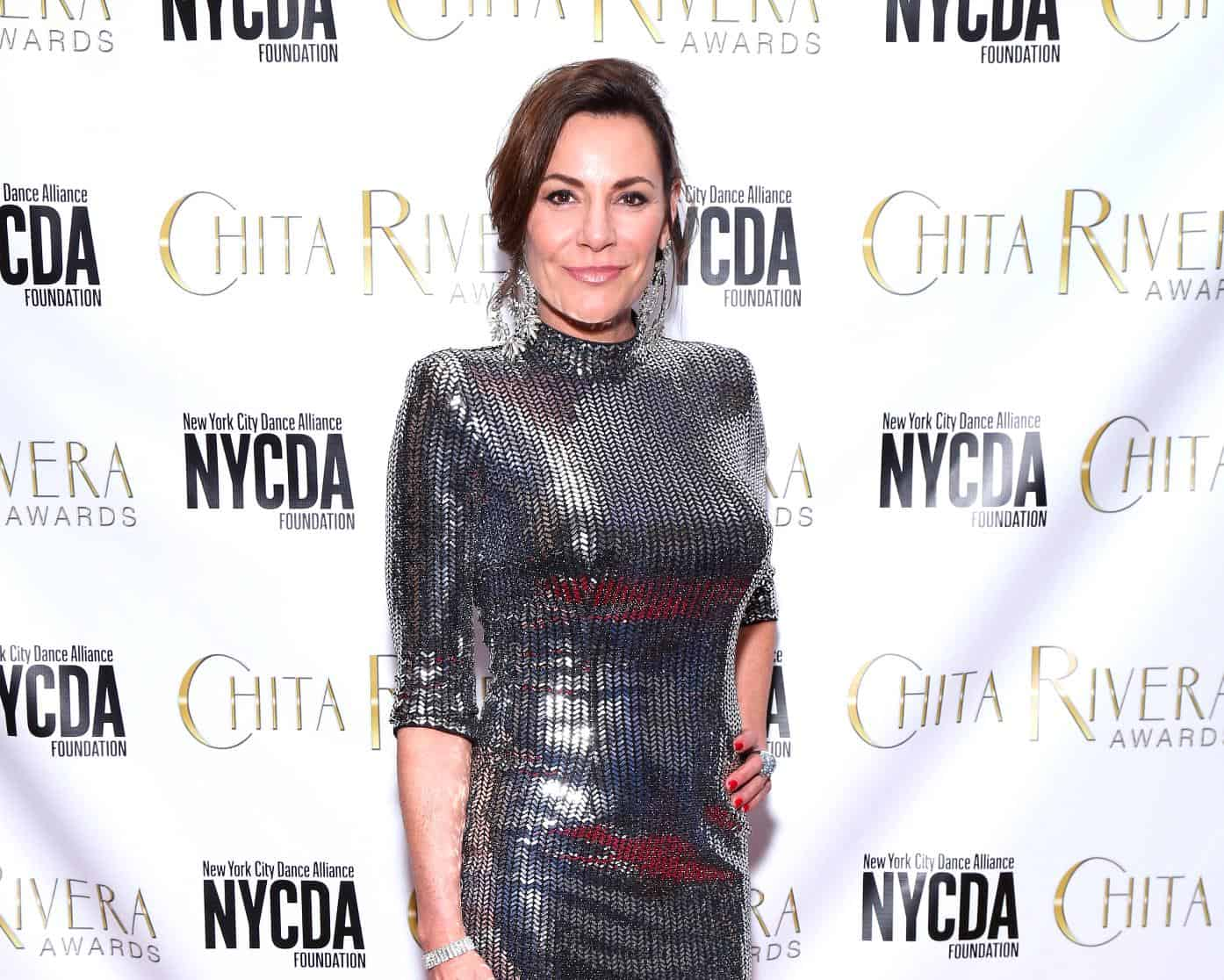 EXCLUSIVE: Luann de Lesseps Reveals If She's Returning to RHONY, Plus She Dishes on the Reunion and Upcoming Performance on WWHL