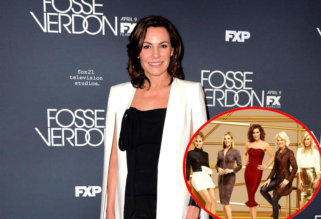 Luann de Lesseps is Writing a Tell-All Book! Plus RHONY Cast Reveals Which Costar Holds Grudges the Most