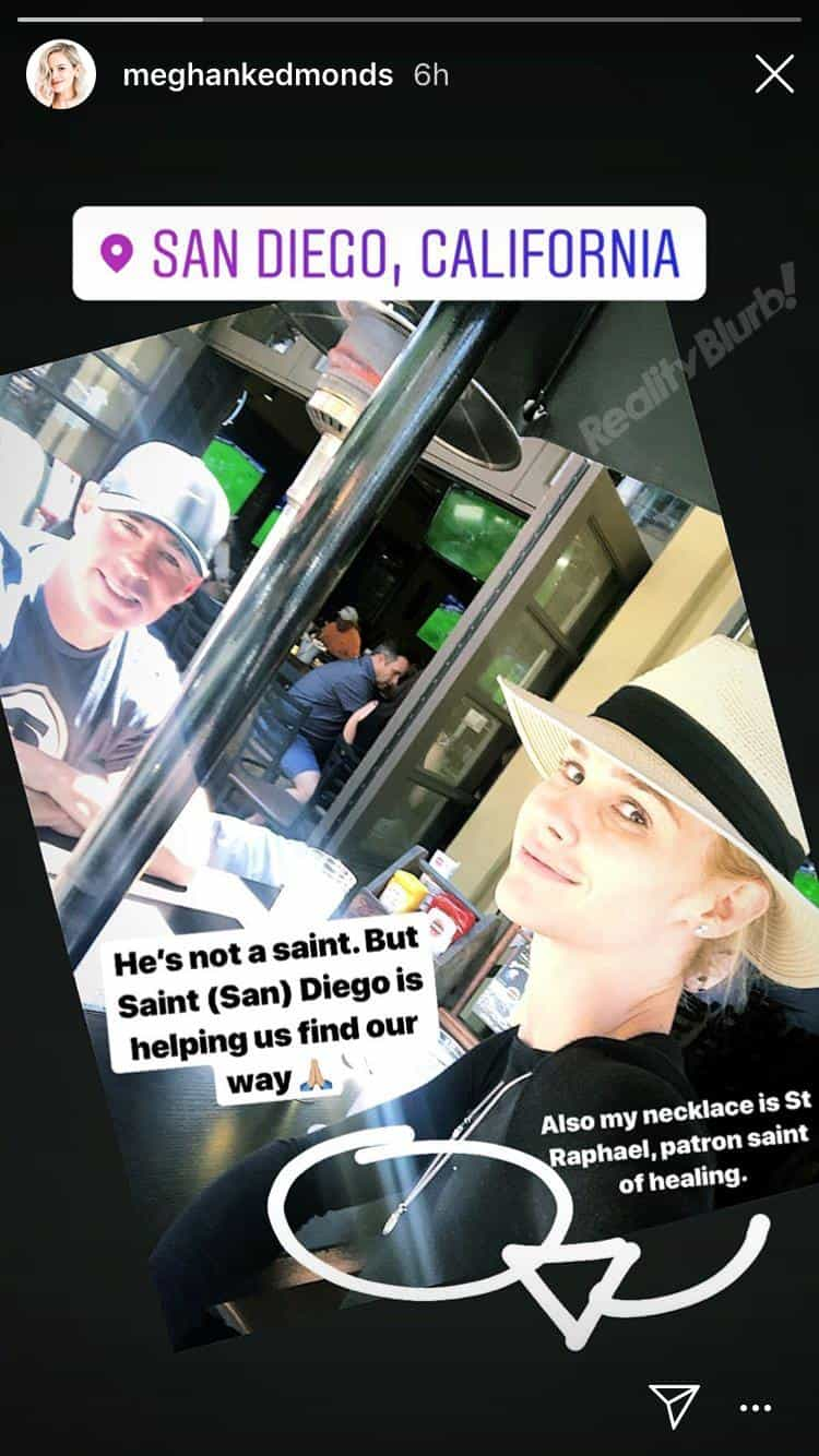 RHOC Meghan King Edmonds Says Husband Jim Edmonds is not a saint