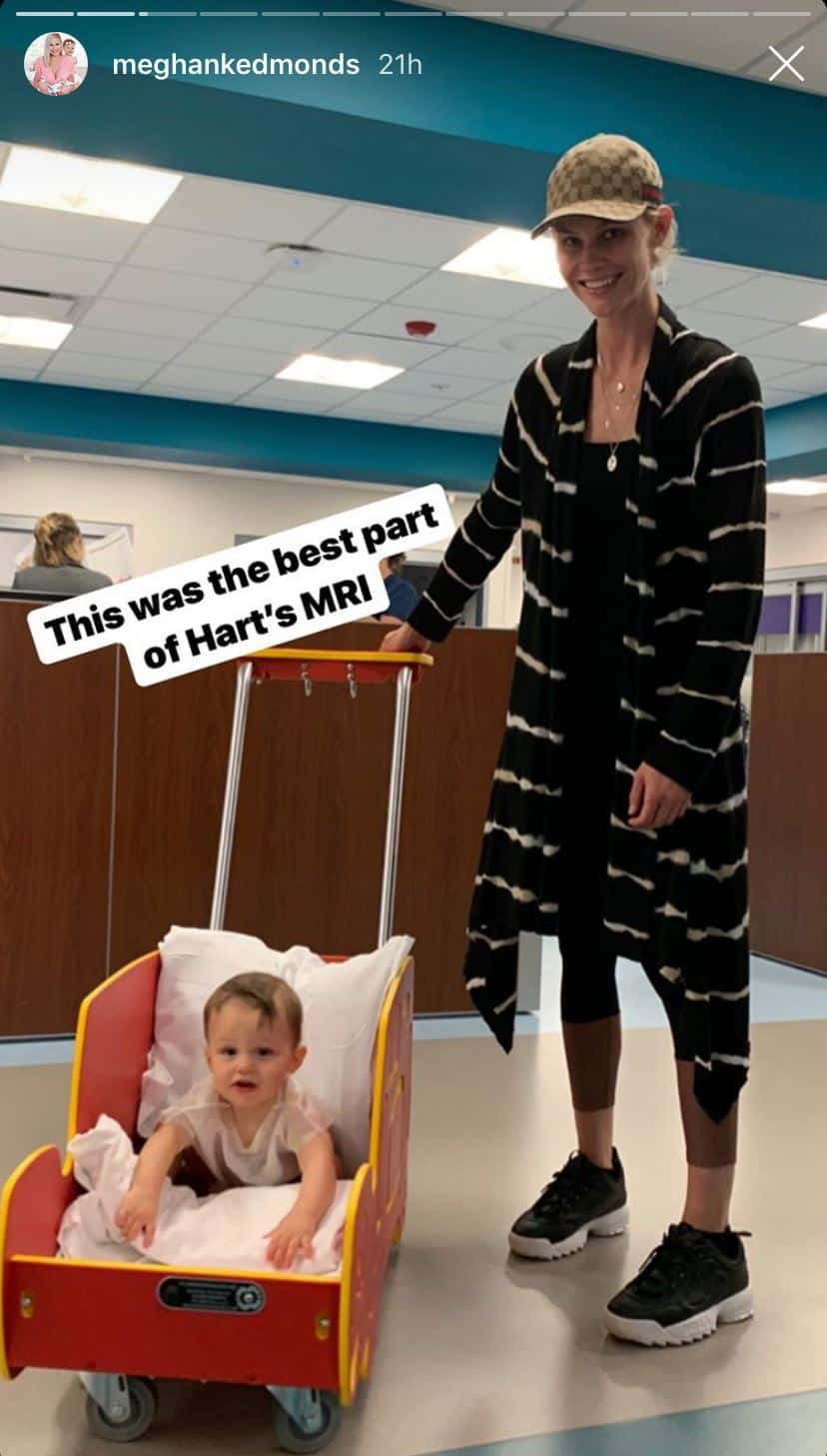 RHOC Meghan King Edmonds Son Undergoes MRI