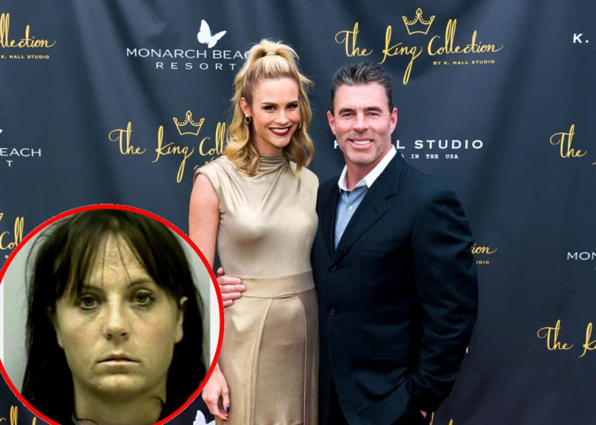 PHOTOS: Meghan King Edmonds Jokes About Being Pregnant Amid Husband Jim's Cheating Scandal, Plus His Alleged Mistress' Past Arrests Revealed
