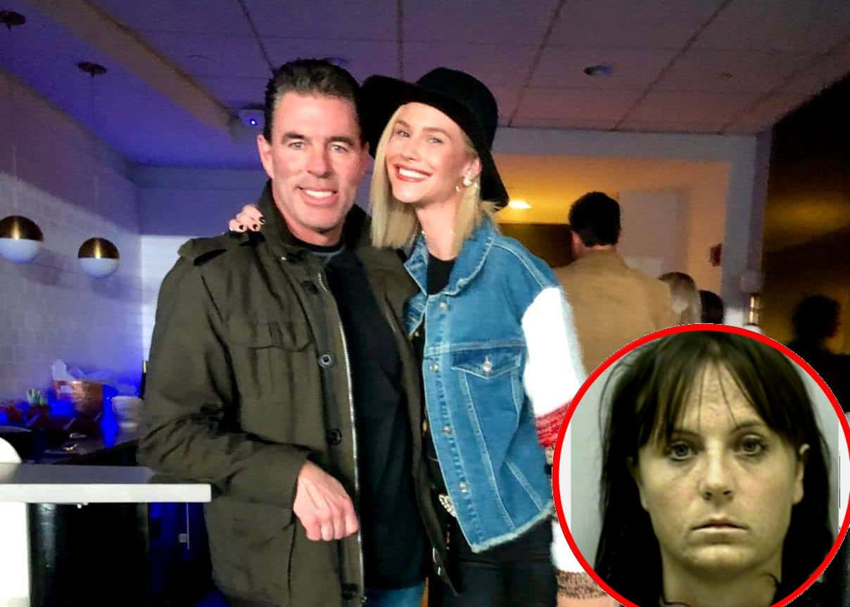PHOTO: Meghan King Edmonds and Husband Jim Reunite to Support Hospitalized Son as His Alleged Mistress Files a Police Report Against RHOC Star