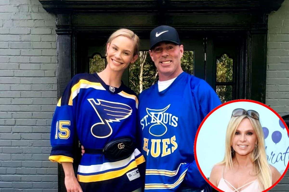 Meghan King Edmonds' Husband Jim Admits to Meeting Alleged Mistress Once But Denies Physical Relationship, Plus See Tamra Judge's Reaction and How Meghan Celebrated Father's Day
