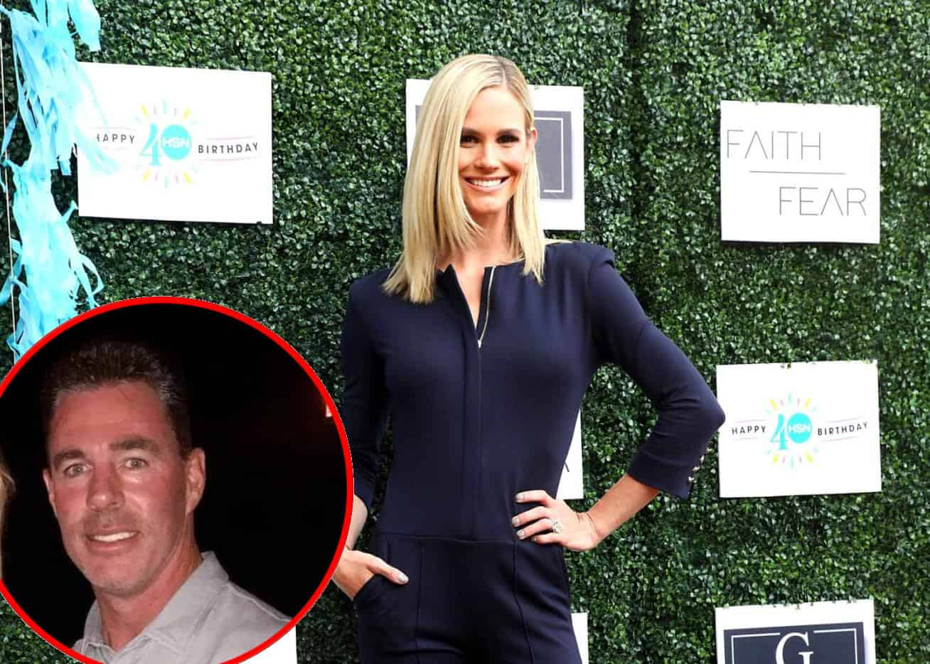 PHOTO: RHOC's Meghan King Edmonds Reunites With Husband Jim After Alleged Affair, Admits He's Not a 'Saint'