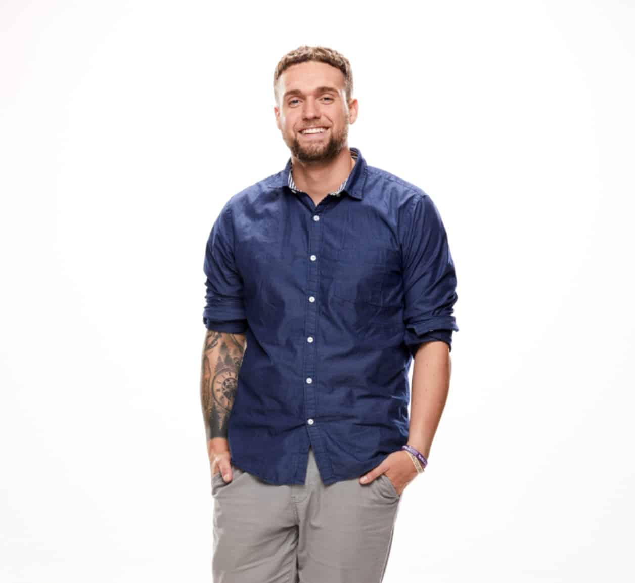 Nick Maccarone - Big Brother 2019 Cast Photos