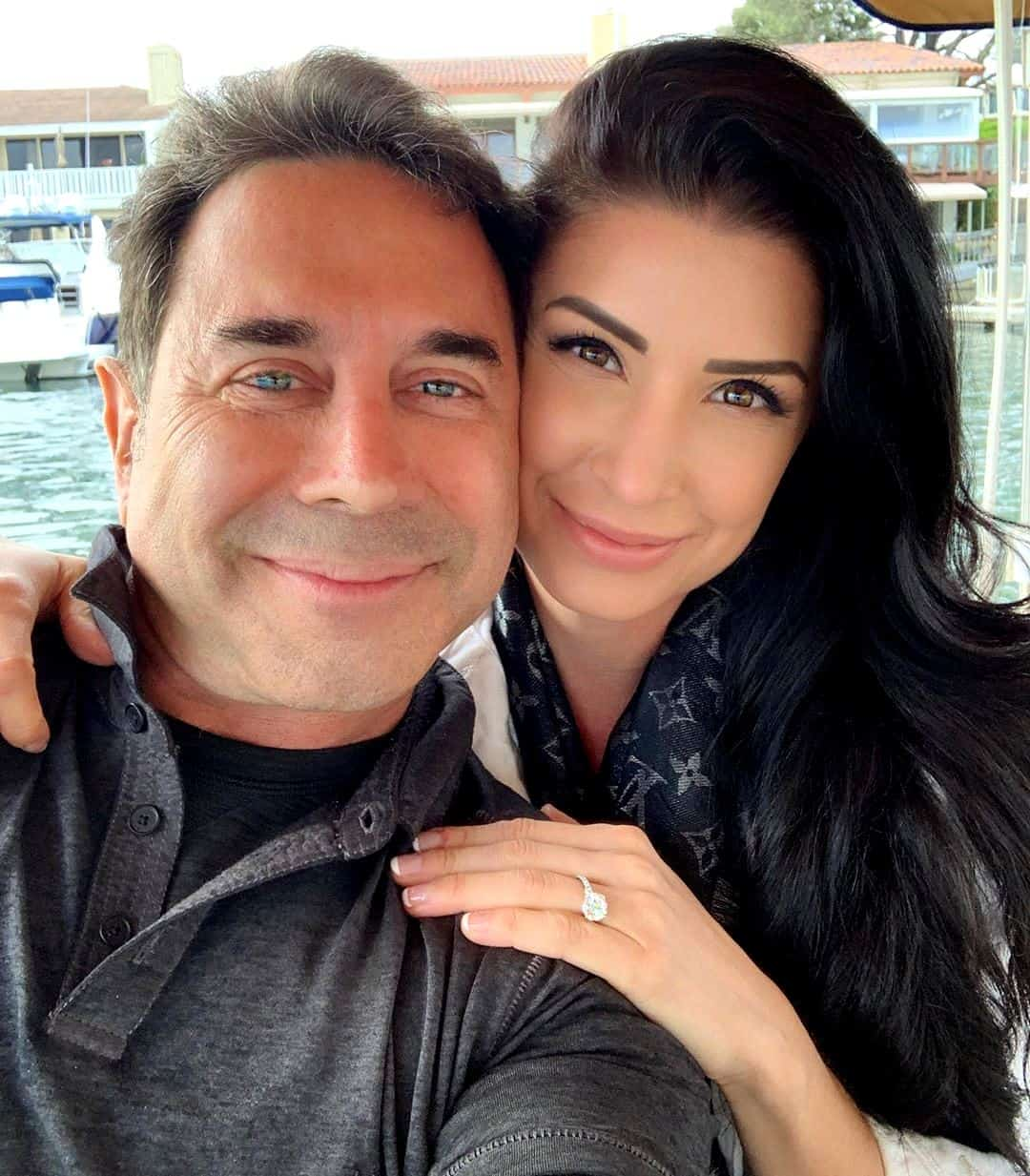 Paul Nassif and Brittany Pattakos Engagement Ring