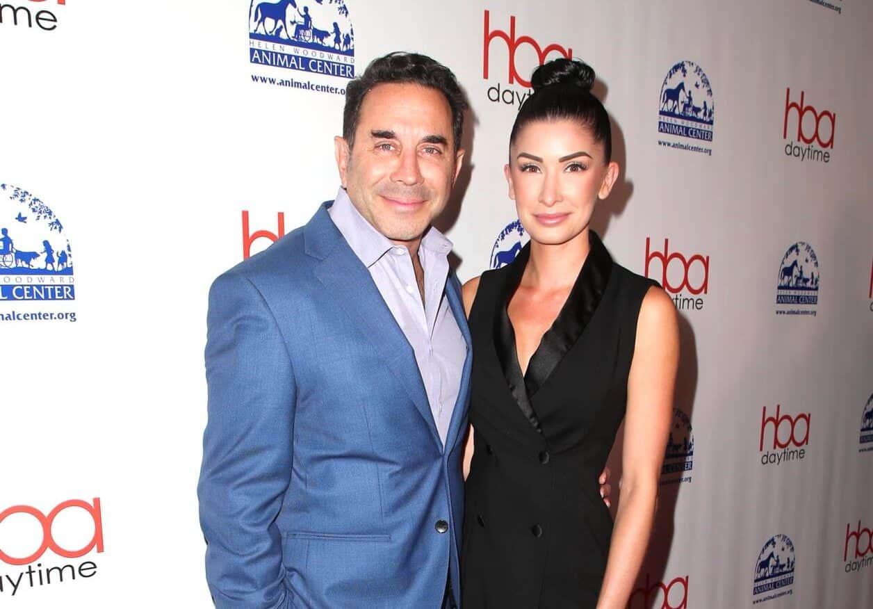 PHOTOS: Former RHOBH Star Paul Nassif is Engaged to Brittany Pattakos! See the Sweet Proposal Pics