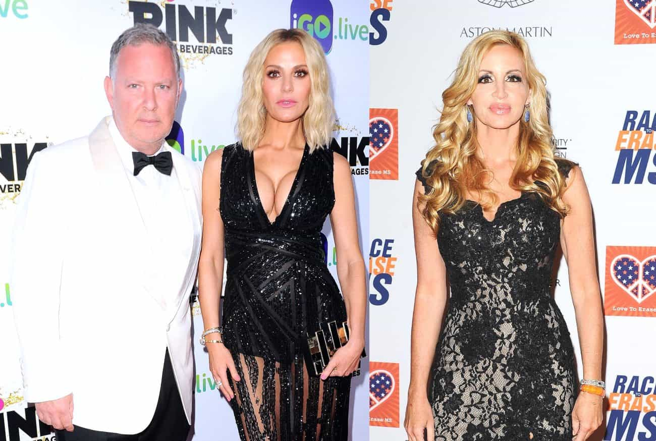 Paul 'PK' Kemsley Reacts to Camille Grammer's Claim That He Owes Her Friend Money, RHOBH Co-Stars Support Him!