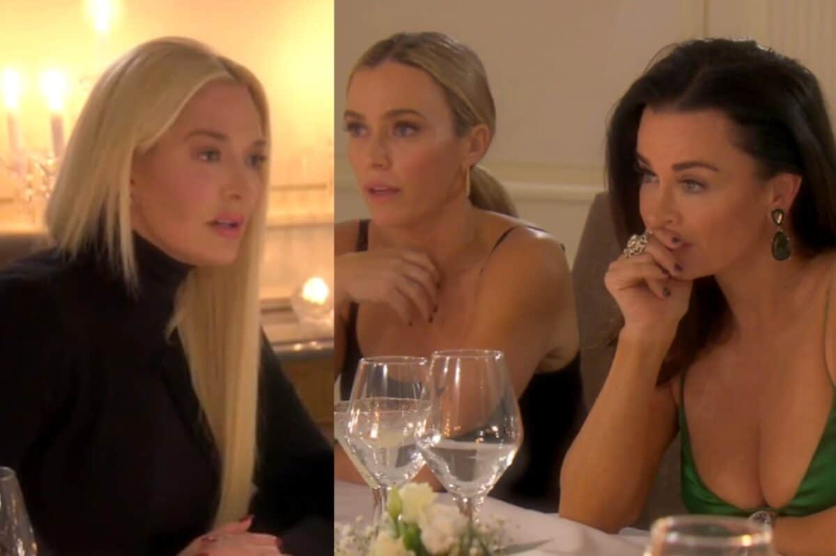 The RHOBH Recap: Erika Gets Upset After Kyle and Teddi Accuse Her of Not Enjoying Being Around Group