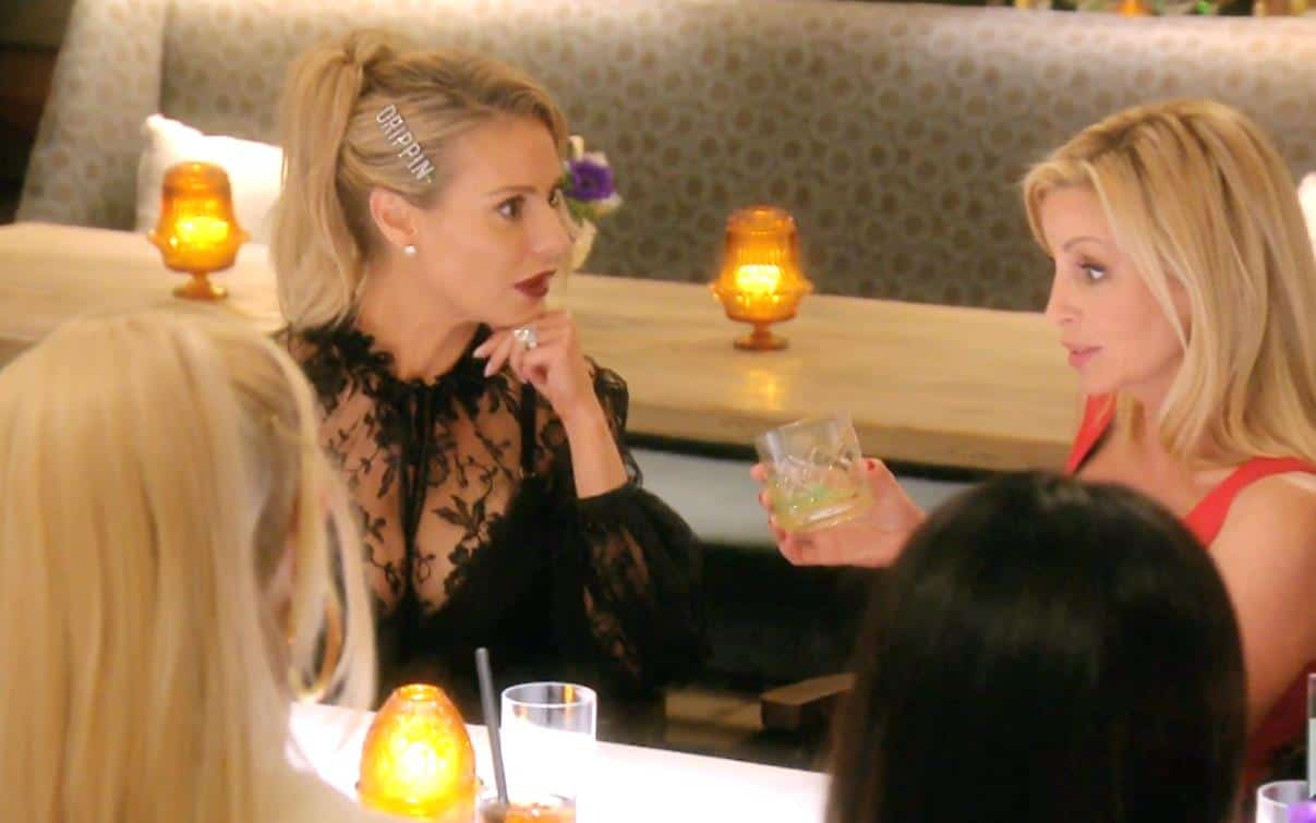 The Real Housewives of Beverly Hills Recap: Camille Tells Dorit That PK Owes Her Friend $1 Million