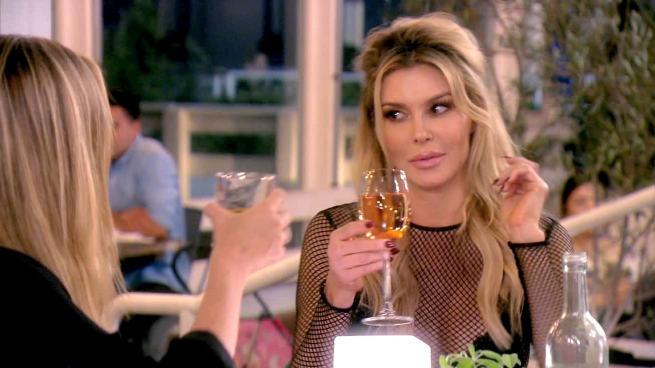 The Real Housewives of Beverly Hills Recap: Brandi's Back and Lisa Vanderpump Remains Her Target!