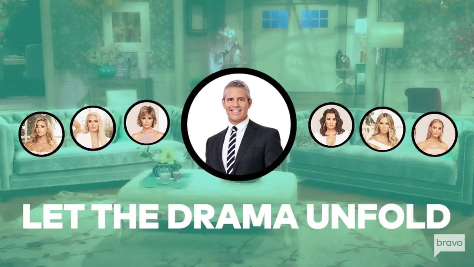 RHOBH Season 9 Reunion Seating Chart