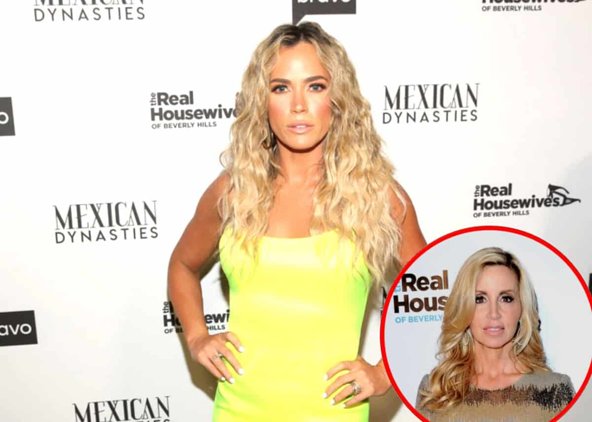 RHOBH's Teddi Mellencamp Claps Back at Camille Grammer's Claims of Her 'Snubbing' Daughter Mason
