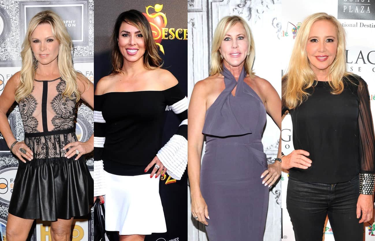 Have RHOC's Vicki Gunvalson and Shannon Beador Picked Sides in Tamra and Kelly's Feud? Plus Why Tamra and Kelly's Friendship Might Be Done for Good