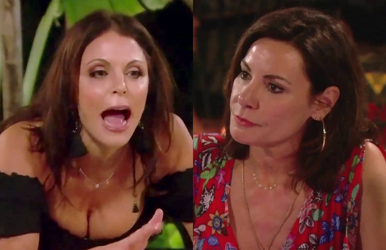 "The Real Housewives of New York City Recap: Bethenny Calls Out an ""Insufferable"" Luann, Shares New Details About Her Rock-Bottom"