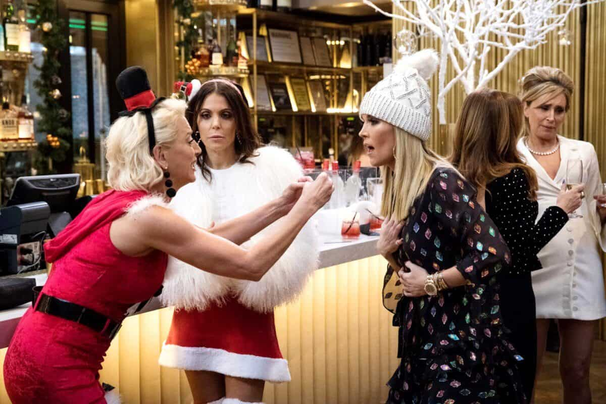 The Real Housewives of New York Season Finale Recap: Eating Smores and Beating Dead Horses