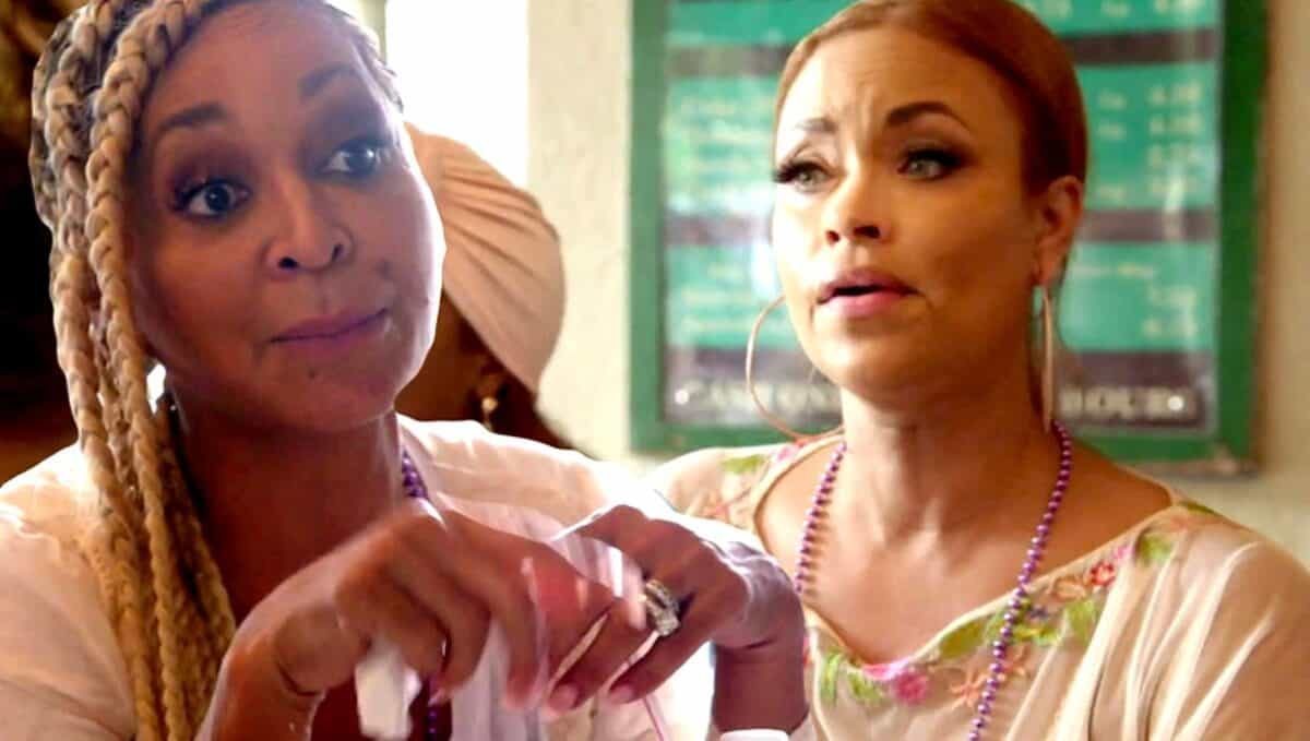 The Real Housewives of Potomac Recap