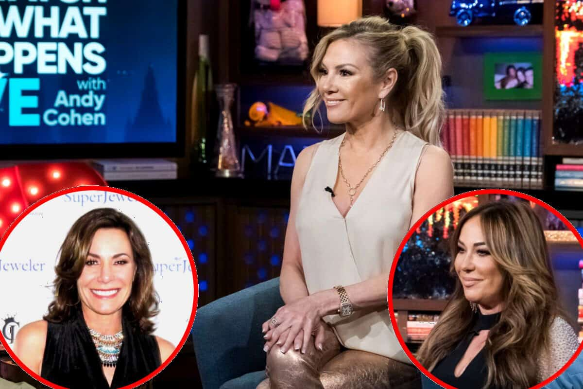 RHONY Star Ramona Singer Slams LuAnn de Lesseps for Lacking Intelligence and Reveals the Real Reason She Didn't Like Barbara Plus Why She Struggles With Dating