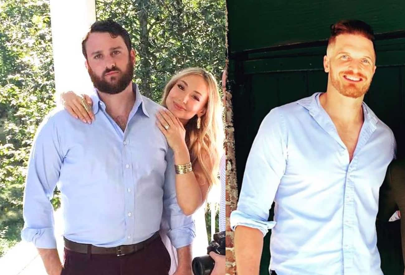 Southern Charm New Orleans' Reagan Charleston Defends Quick Engagement After Divorce, Plus Jeff Charleston Reacts to Reece's Proposal