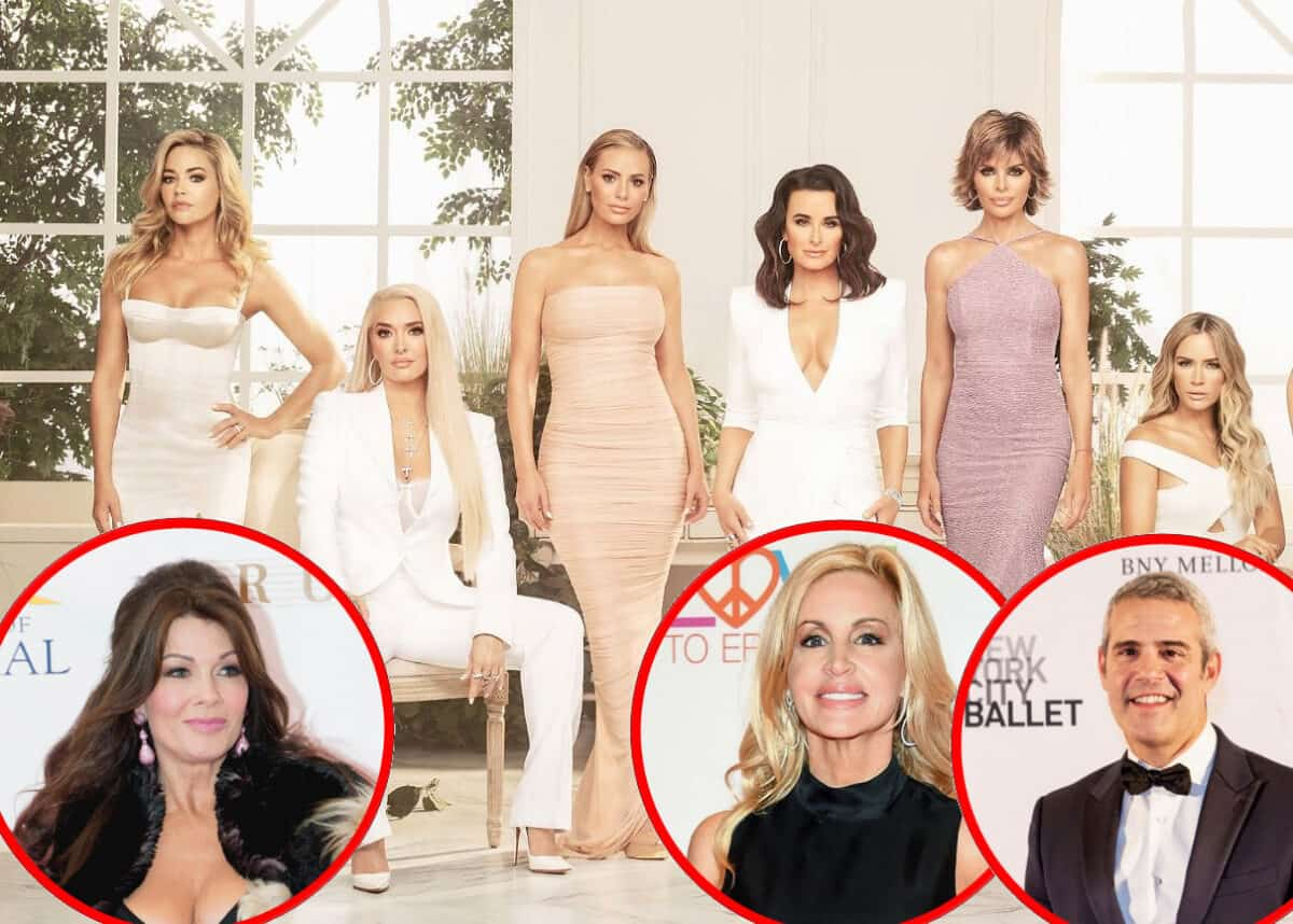 PHOTOS: See All the RHOBH Reunion Pics! Did Andy Cohen Hint Lisa Vanderpump Attended? Plus Find Out if Camille Grammer Showed Up!