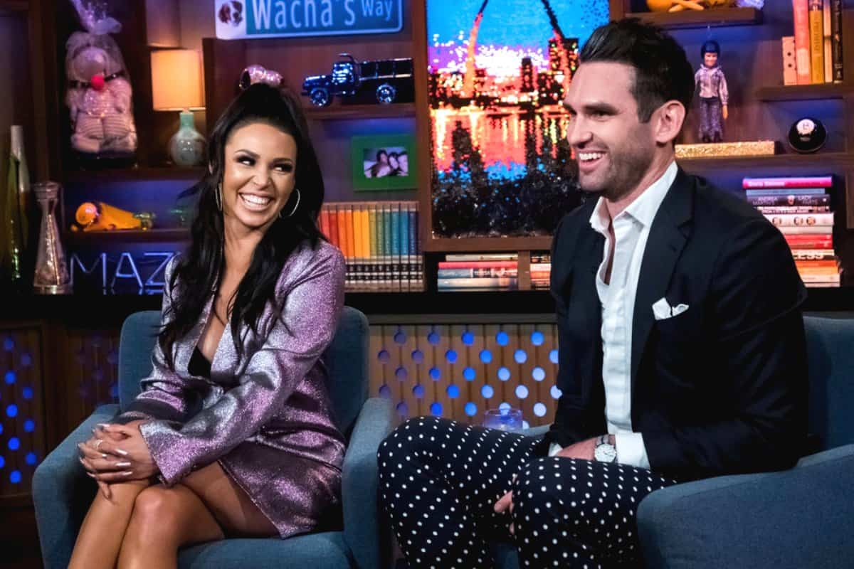 Summer House's Carl Radke Dishes on Kissing Scheana Marie... Again!