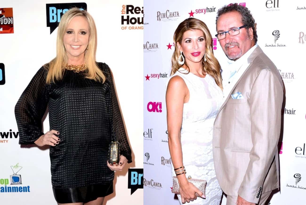 Judge Orders Ex RHOC Star Jim Bellino to Pay Shannon Beador $137,000 in Legal Fees