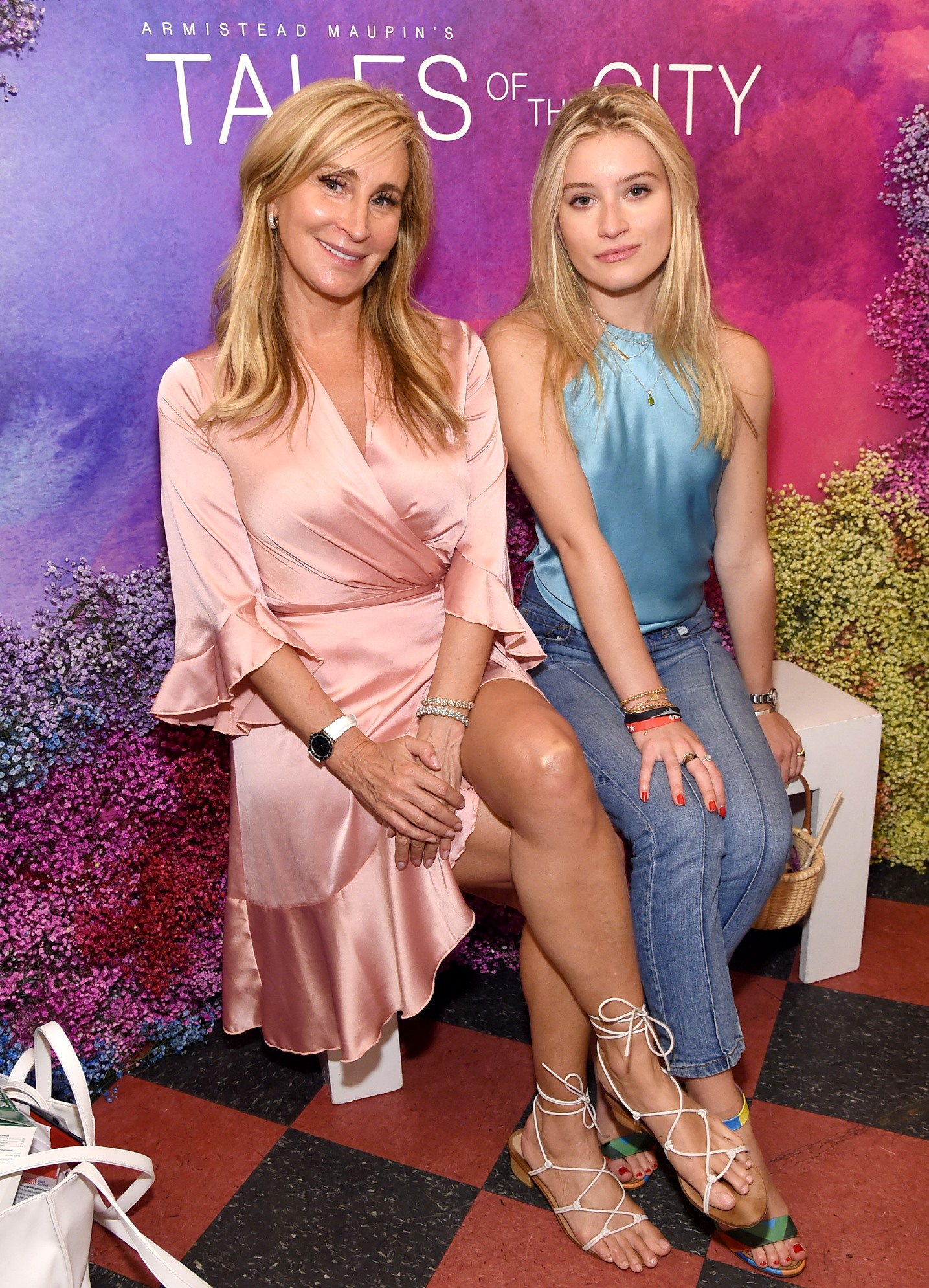 PHOTO: RHONY's Sonja Morgan Makes Rare Public Appearance With Daughter Quincy Adams Morgan! ! Read All About Her