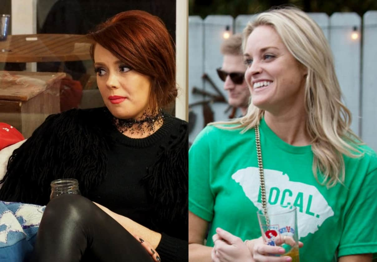 Kathryn Dennis Offers Update on Relationship With Danni Baird After Their Fight on Southern Charm, Plus Danni Speaks Out!