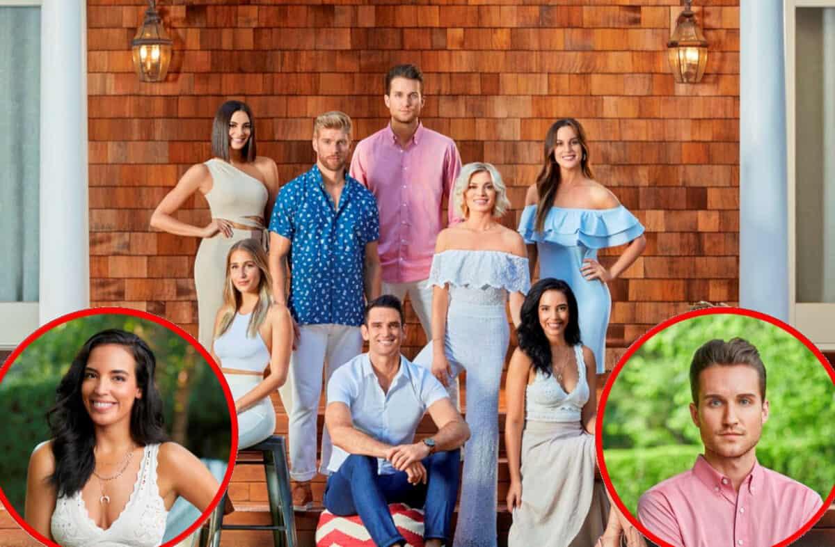 REPORT: Summer House Stars Danielle Olivera and Jordan Verroi Not Returning as Full-Time Cast Members