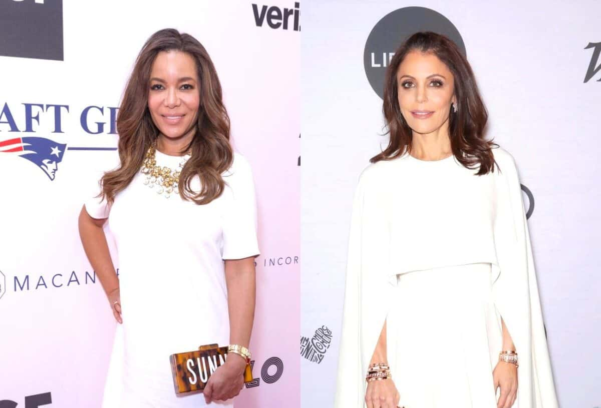 Sunny Hostin Accuses Bethenny Frankel of Defamation After RHONY Star Slams Her on WWHL, Plus Bethenny Responds to Kelly Bensimon's Dig