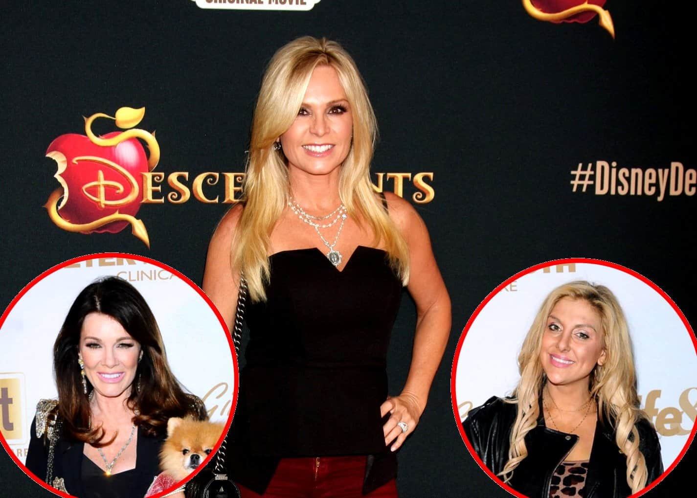 Tamra Judge Dishes on New RHOC Season! Talks Lisa Vanderpump Quitting the RHOBH and 'Rockstar' Gina Kirschenheiter