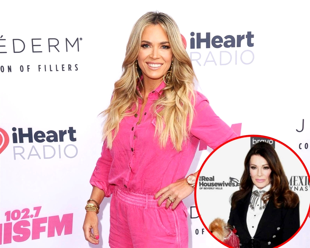 Teddi Mellencamp Addresses if She's Returning to RHOBH Next Season and Reacts to Lisa Vanderpump's Scenes Being Cut, Plus What Went Down at the Reunion!