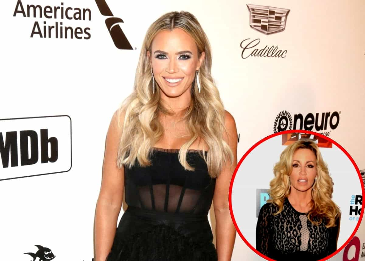 "Teddi Mellencamp Talks ""Negativity"" From Fans After RHOBH Firing and Vows to Be Nothing Like Camille Grammer on Twitter, Plus She Reveals Which Family Member Was Upset Over Exit and Dad's Reaction"