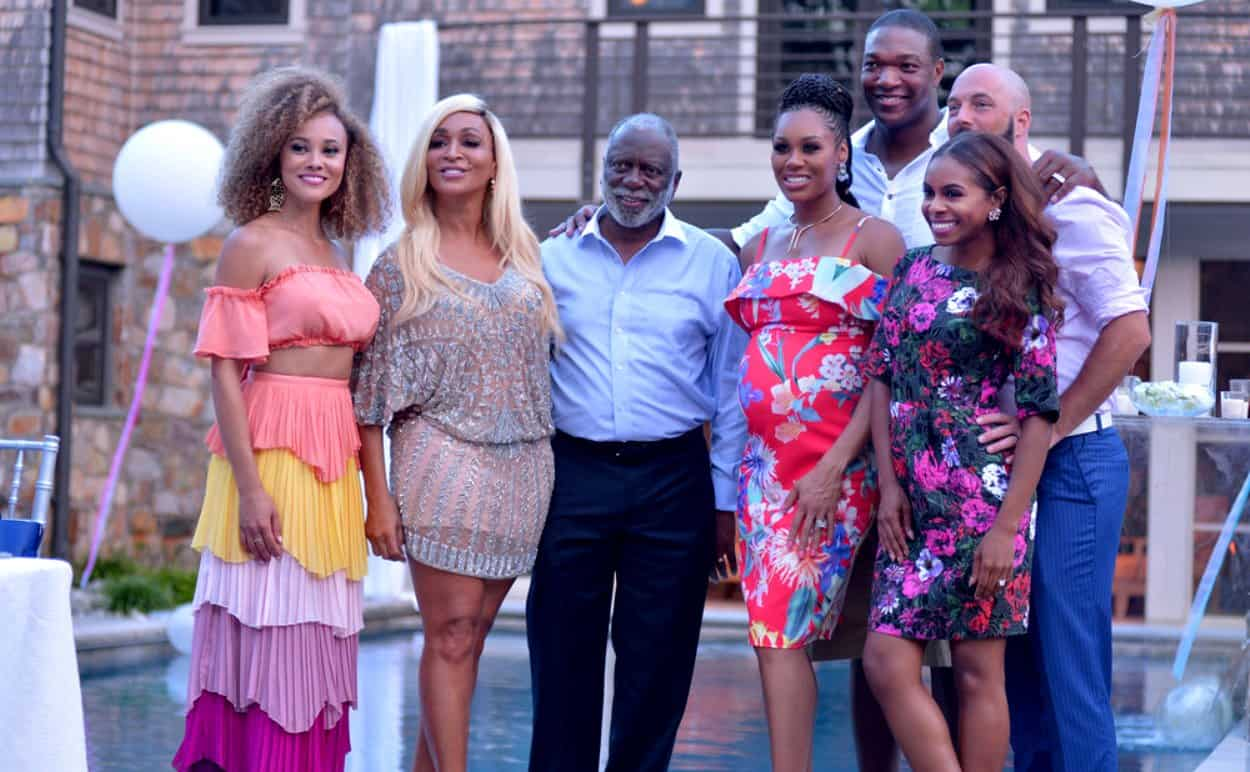 The Real Housewives of Potomac Recap: Rainbows and Reconciliations