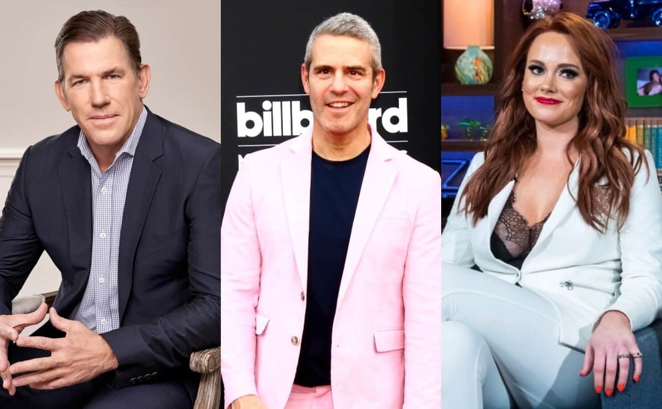 Thomas Ravenel Blasts Andy Cohen in Ongoing Legal Battle, Plus Judge Scolds Kathryn Dennis in Custody Case With Thomas